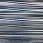 fabricantes cierres microperforados, cierres metalicos microperforados de aluminio